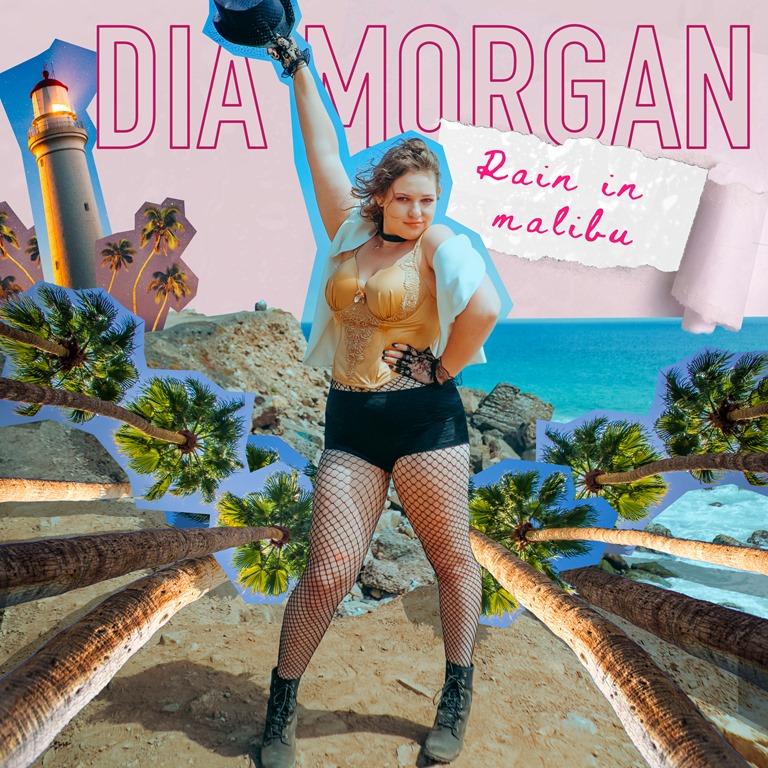 """Dia Morgan Can Make it """"Rain in Malibu"""". Can You?"""