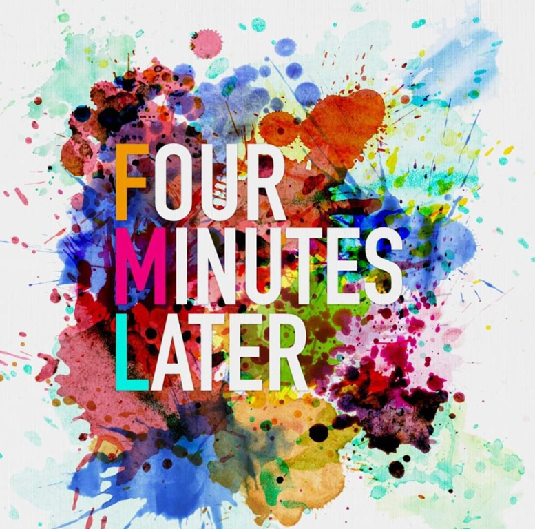 '4ML' release new E.P '4 Minutes Later' including new single 'My Way'.