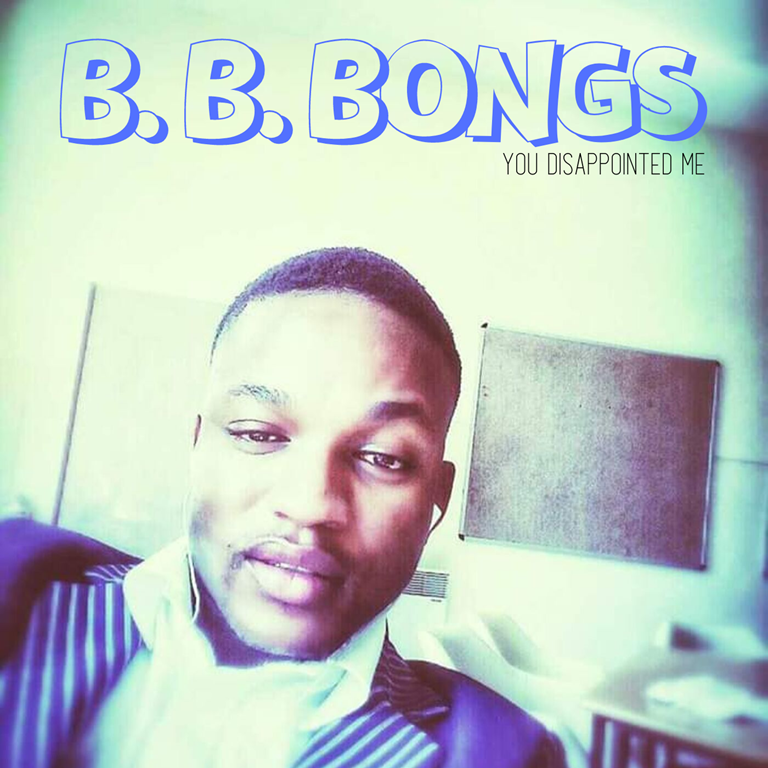 'B. B. Bongs' is born as he gears up to the launch of his groundbreaking debut single 'You Disappointed Me'