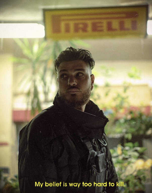 Deimas Hanye Rasla a.k.a 'DMAZ' drops new body of work with 'Rick Roll'