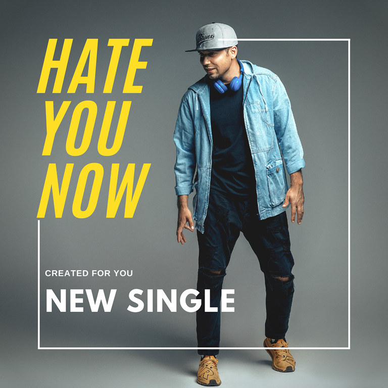 'Zizzo World' drops a beat driven tropical pop meets future pop gem with powerful new single 'Hate you now'