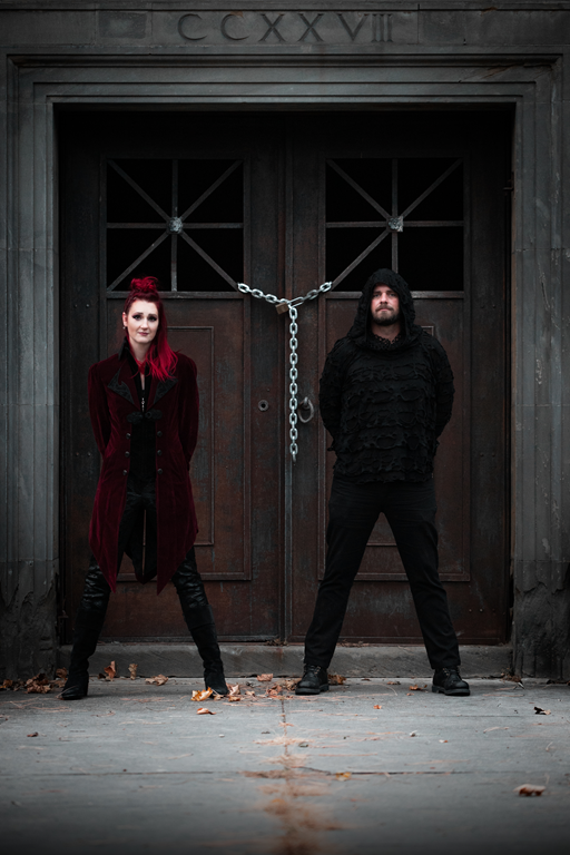 """NEW AMERICAN ROCK BAND 'TRAGEDY CHANNEL' RELEASES NEW DARKLY MELODIC SINGLE """"CAN'T HOLD ON""""!"""