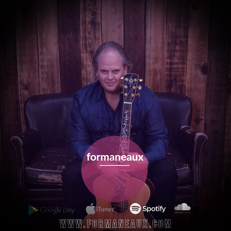 Clearly skilled, well-practiced and passionate,  'FORMANEAUX' releases a smooth, dreamy ambient rock anthem 'Jamaican Flower'