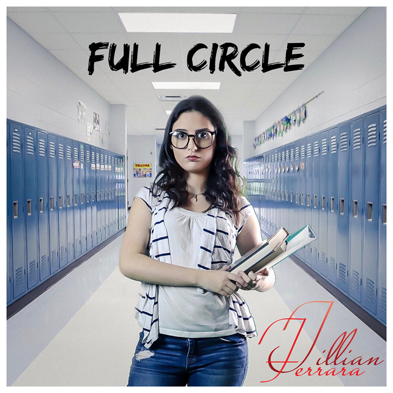 'Jillian Ferrara' drops a thumping, gothic and urban beat under a catchy infectious vocal and radical epic pop track with 'Full Circle'