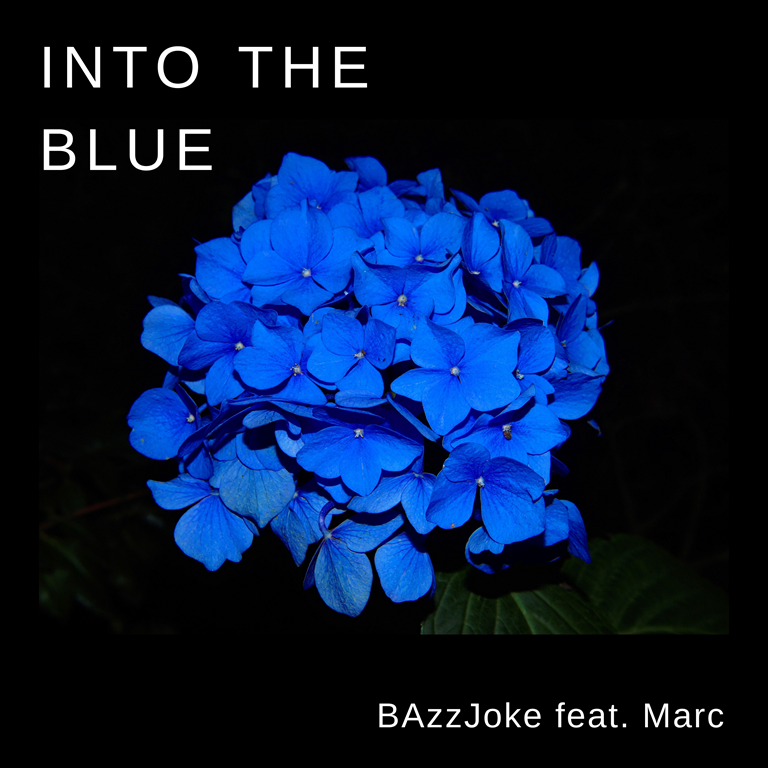 NEW MUSIC TIMES EDM HIGHLIGHTS FOR 2020: 'BAzzJoke' has a sensitive EDM pop vibe with a beautiful melody incorporated into euphoric beats on the fantastic 'Into The Blue' feat. Marc