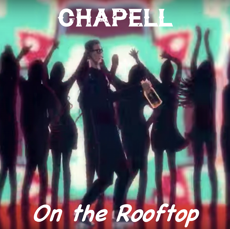 """Chapell Fleshes Out Unique Rock Fusion On """"On The Rooftop"""""""