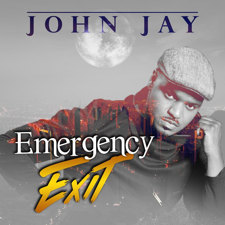 BEST NEW GOSPEL AND SOUL 2020: 'John Jay' releases a classic sounding album with incredibly uplifting real soul vocals and arrangements, on the incredible, melodic and epic 'Emergency Exit'