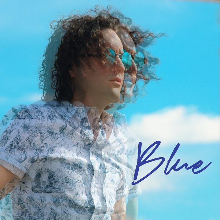 MUSIC TIMES BEST NEW POP ROCK DROPS OF 2020: Rolling Stones, Bowie and Madonna producer collaborates with 'Jozsef James' to release the inventive, well produced, diverse pop rock sheen of 'Blue' with it's powerful vocals