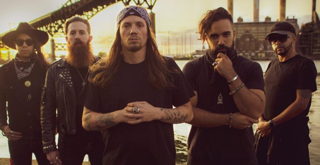 TRAP-METAL 2020: The sound of New Jersey's 'Contagion' could part seas as their big voiced sonic isolation metal blasts us into pure Rock orbit