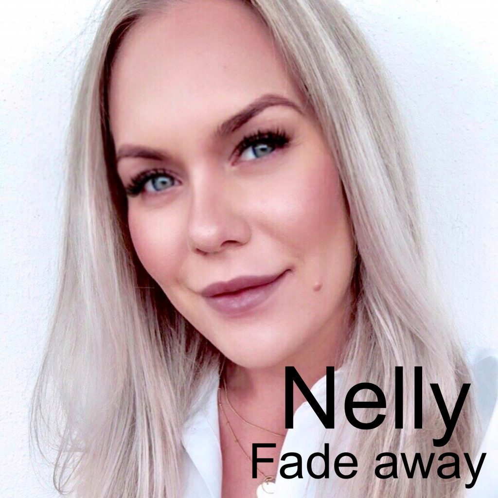 'Nelly' arrives with with a fusion of 'Enya', 'Jewel', 'Sertab' and 'Abba' esque epic exotic pop moods on 'Fade Away'