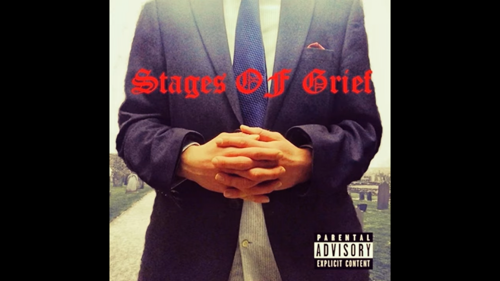 Rapper and songwriter The El Clan shares his emotions and opinions on the different stages of grief in his latest single