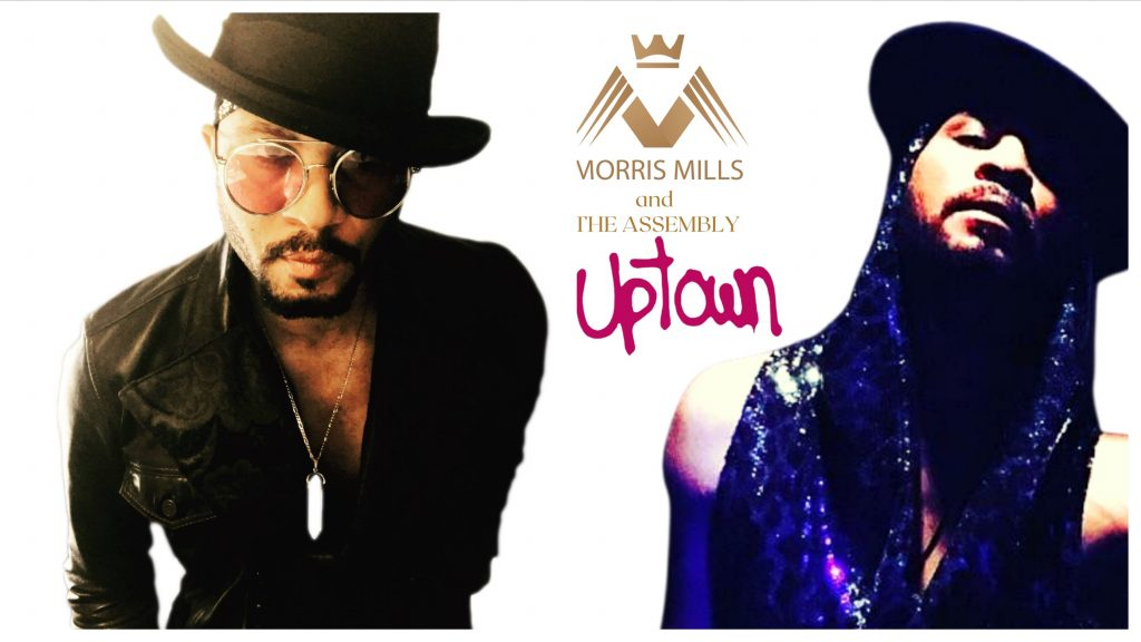 """Listen to the new single """"Uptown"""" by Morris Mills – available now"""