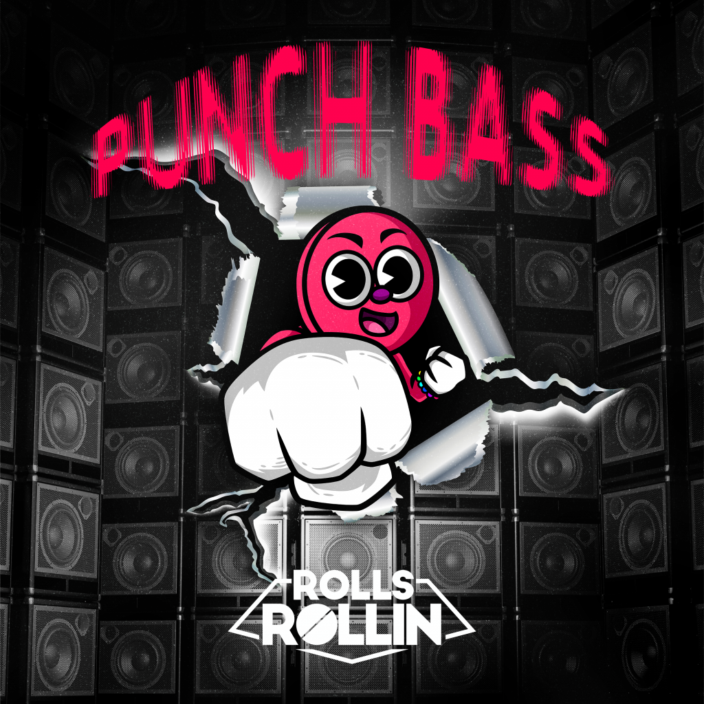 Rolls Rollin returns in powerful, defined and aggressive style with new single 'Punch Bass'
