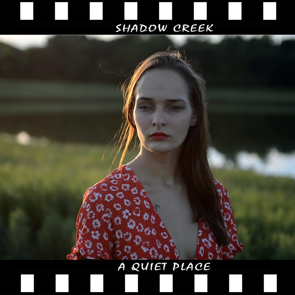 With a mix of electronic rock, post-punk, gothic and darkwave, Shadow Creek unleash 'A Quiet Place'
