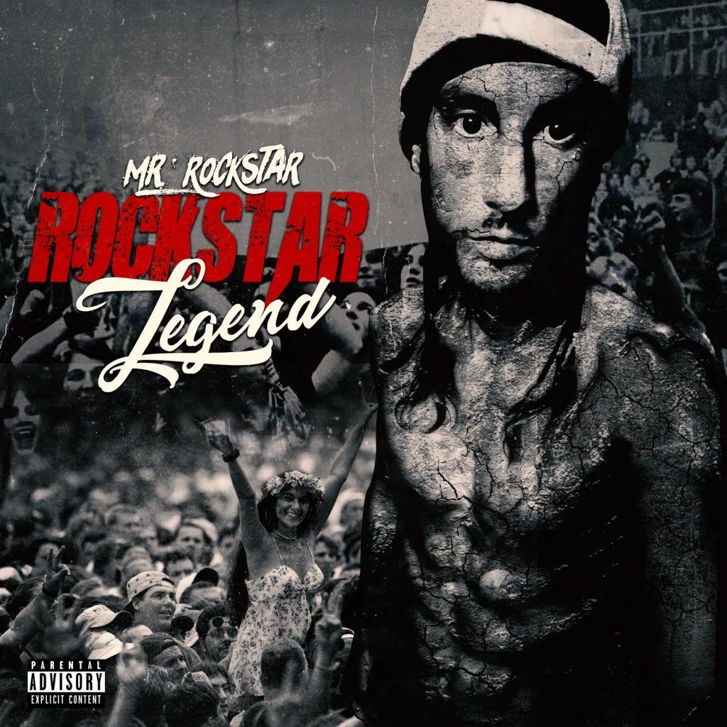 'MR ROCKSTAR' launches new classic single 'All Day ( I'm a Rockstar)